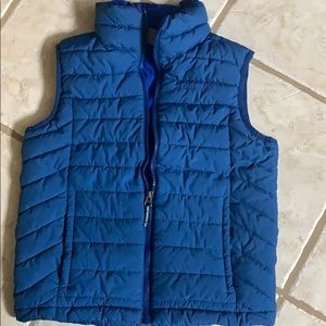 Columbia boys small (8) vest